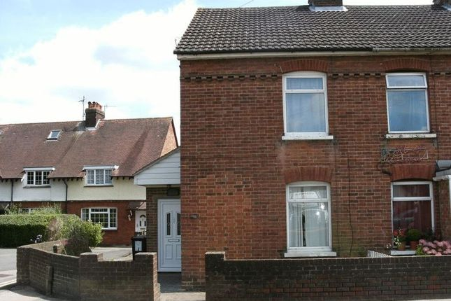 Thumbnail End terrace house to rent in Shipbourne Road, Tonbridge