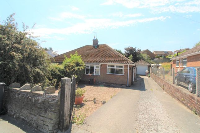 Thumbnail Semi-detached bungalow for sale in Loads Road, Holymoorside, Chesterfield