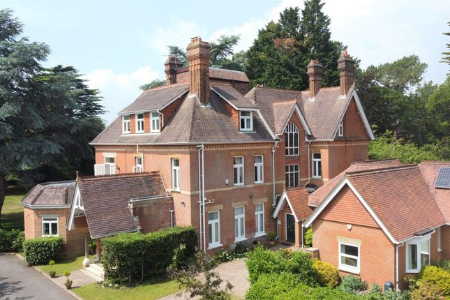 Thumbnail Flat for sale in Dover Close, Branksome Park, Poole