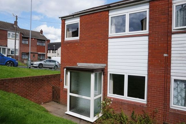 Thumbnail Terraced house to rent in Giles Walk, Northwood, Stoke-On-Trent, Staffordshire