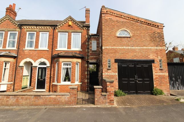5 bed semi-detached house for sale in Love Lane, Gainsborough DN21