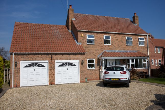 4 bed detached house for sale in Moss Haven, Moss Road, Moss, Doncaster