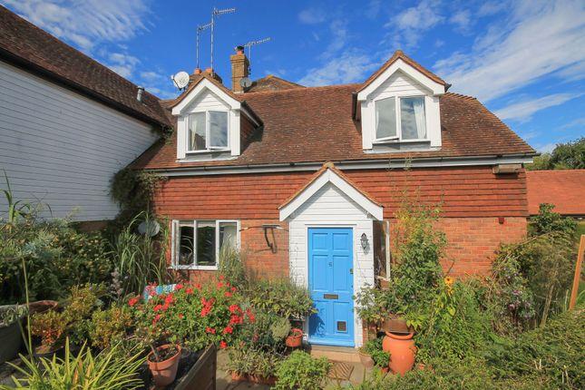 Thumbnail Terraced house for sale in High Street, Cowden, Edenbridge