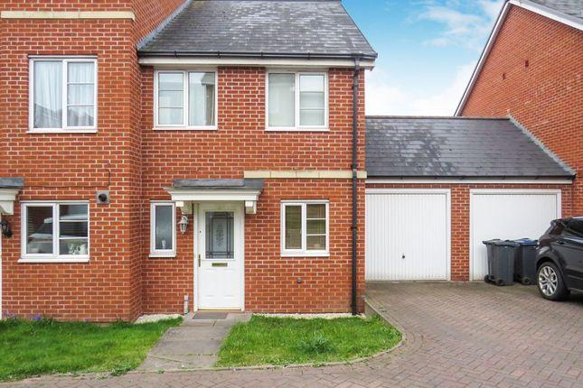 Thumbnail Semi-detached house for sale in Northcroft Way, Erdington, Birmingham