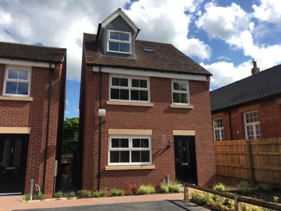 Thumbnail Detached house for sale in Haymans Corner, Mansfield Woodhouse, Mansfield, Nottinghamshire