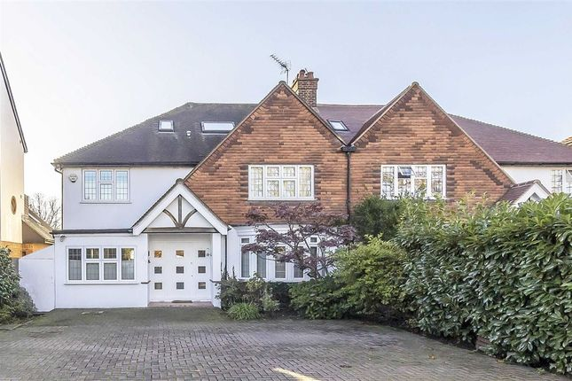 Thumbnail Property to rent in Hartington Road, London