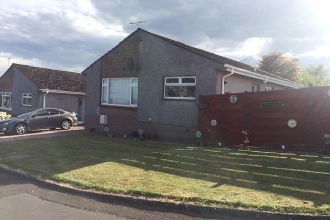 Thumbnail Detached bungalow to rent in Smithy Road, Balmullo, St. Andrews