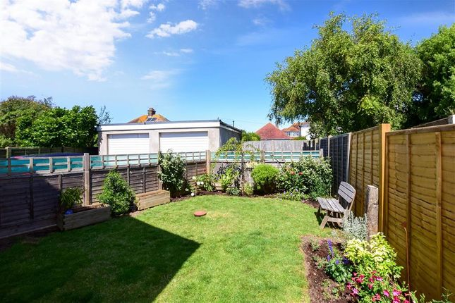 Rear Garden of Moat Way, Goring-By-Sea, Worthing, West Sussex BN12