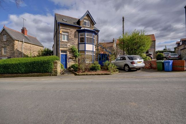 Thumbnail Detached house for sale in Coach Road, Sleights, Whitby