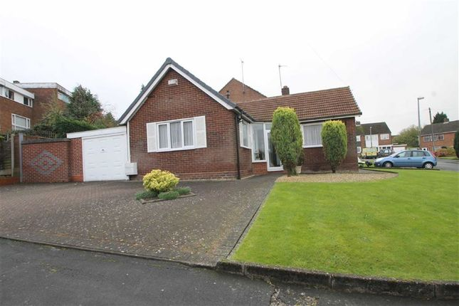 Thumbnail Detached bungalow for sale in Mayfield Road, Hurst Green, West Midlands