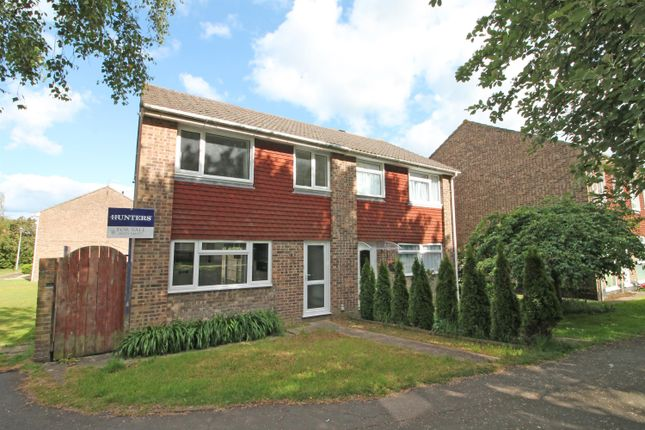 Thumbnail Semi-detached house for sale in Shaftesbury Close, Nailsea, North Somerset