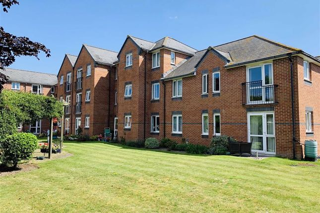 Thumbnail Flat for sale in Allandale Court, Rectory Road, Burnham-On-Sea, Somerset