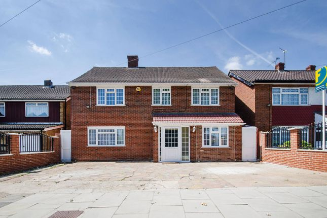 Thumbnail Detached house for sale in Doncaster Drive, Northolt