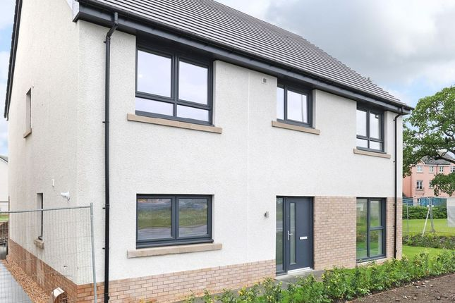 Thumbnail Detached house for sale in Millcraigs Drive, Winchburgh, Broxburn