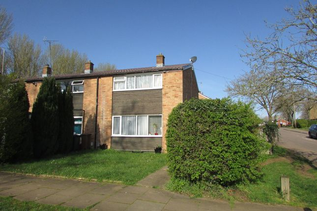 Thumbnail End terrace house for sale in Brook Drive, Stevenage