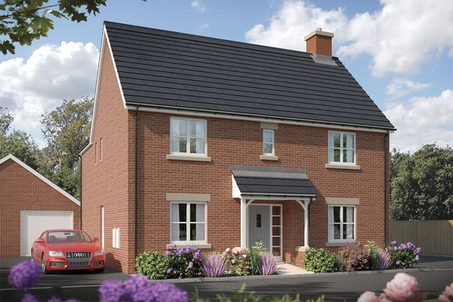 Thumbnail Detached house for sale in St James Mews, Wotton Road, Charfield