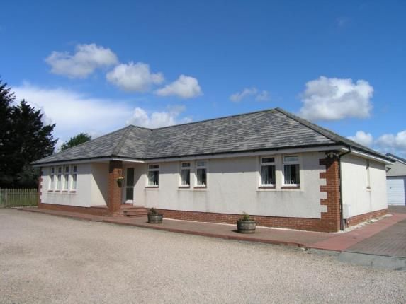 Thumbnail Bungalow for sale in Meadow Cottages, Dumfries Road, Cumnock, East Ayrshire