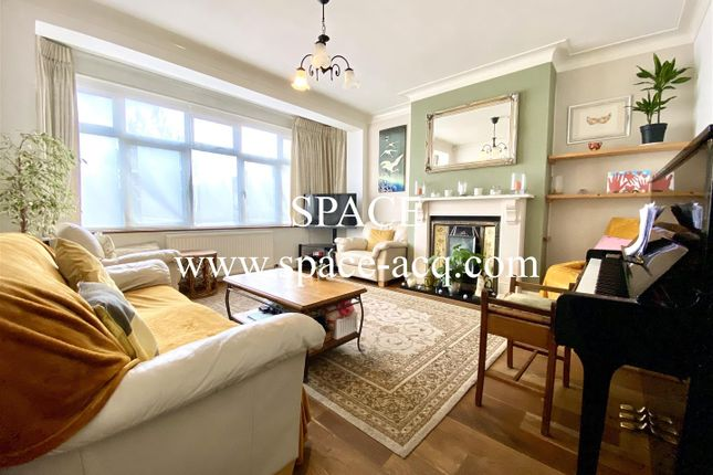 Thumbnail 4 bed terraced house for sale in Arnos Road, London