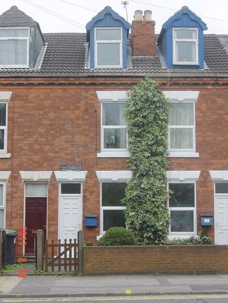 Thumbnail Terraced house to rent in Middle Street, Beeston, Nottingham