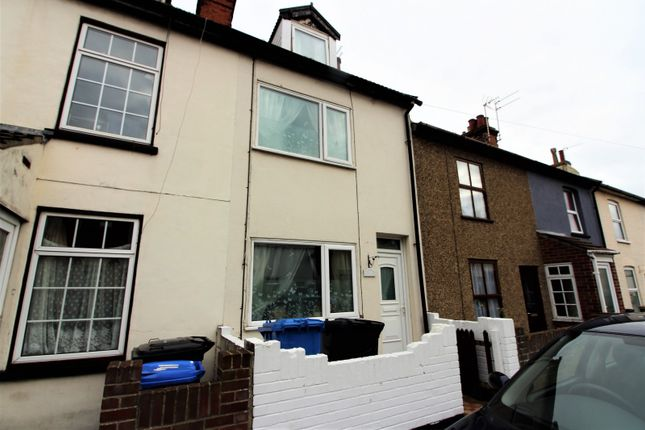 Thumbnail Property to rent in Edinburgh Road, Lowestoft