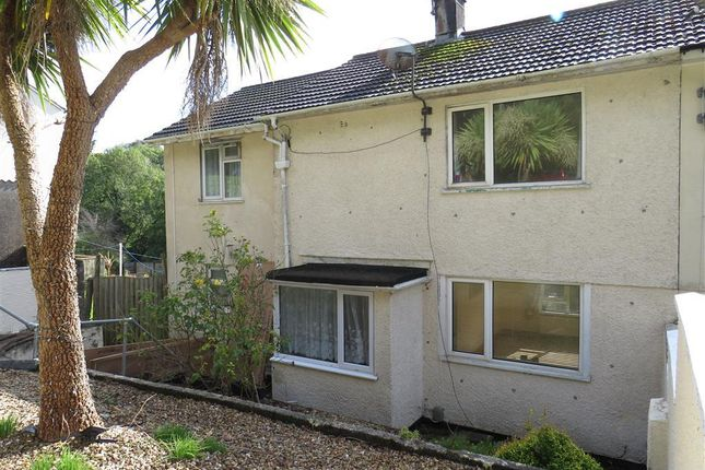 Front of Southway Drive, Plymouth PL6