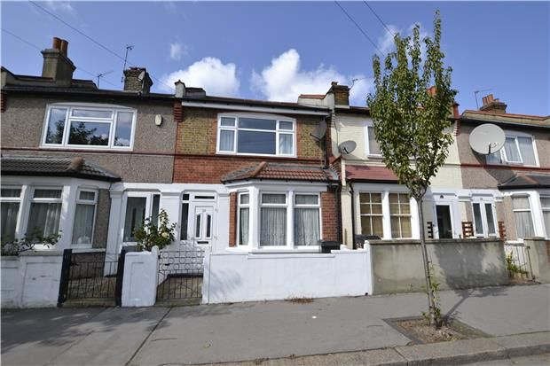 Thumbnail Terraced house for sale in Sutherland Road, Croydon