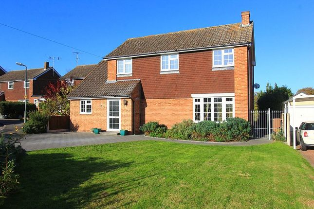 Thumbnail Detached house for sale in Glebe Crescent, Broomfield, Chelmsford, Essex
