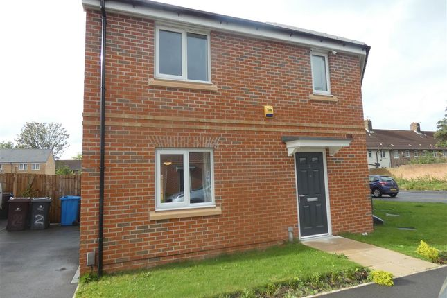 Thumbnail Semi-detached house for sale in Wimbourne Place, Huyton, Liverpool