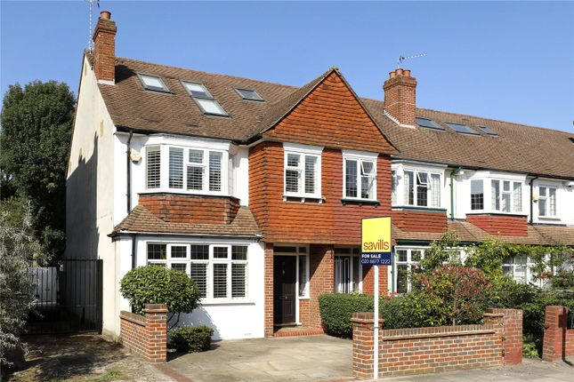 Thumbnail End terrace house for sale in Hendham Road, Wandsworth, London