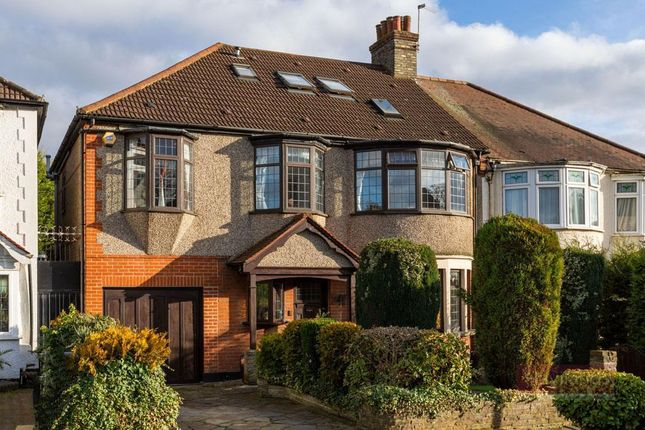 Thumbnail Semi-detached house for sale in Hillfield Park, London