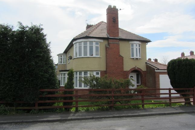 Thumbnail Semi-detached house to rent in Douglas Gardens, Durham City