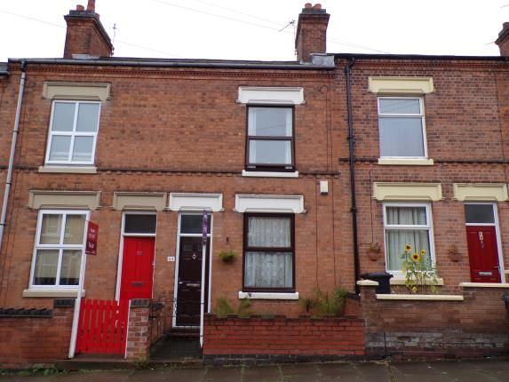 Thumbnail Terraced house for sale in Ivanhoe Street, Newfoundpool, Leicester, Leicestershire