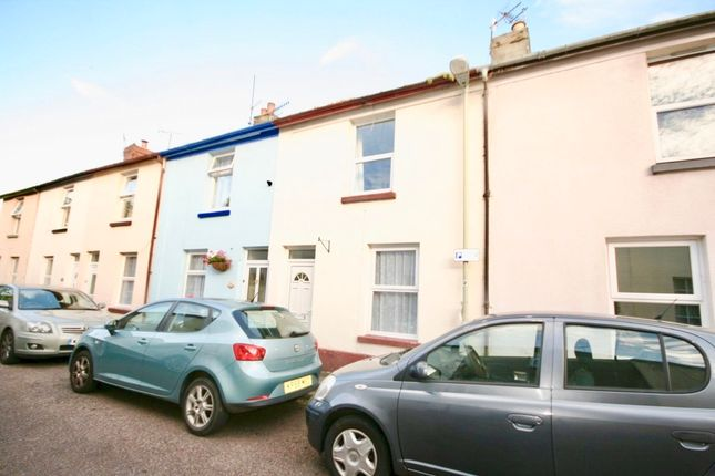 Thumbnail Terraced house to rent in Gladstone Place, Newton Abbot