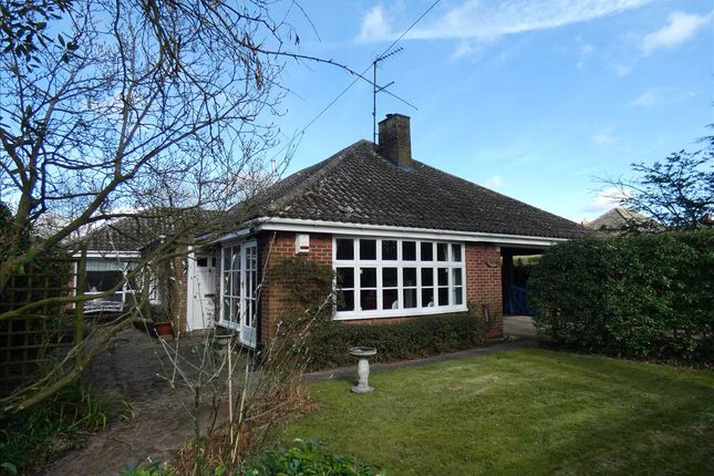 Thumbnail Detached bungalow for sale in Nicholson Road, Healing, Near Grimsby