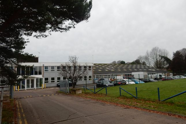 Thumbnail Light industrial to let in West Bank, Berry Hill Industrial Estate, Droitwich