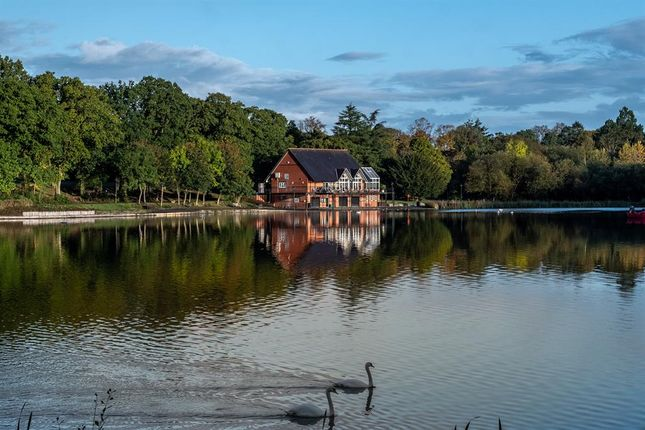 Nearby Lake of Temple Street, Llandrindod Wells LD1