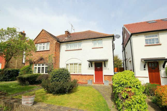 Thumbnail Semi-detached house to rent in Mayfield Avenue, London