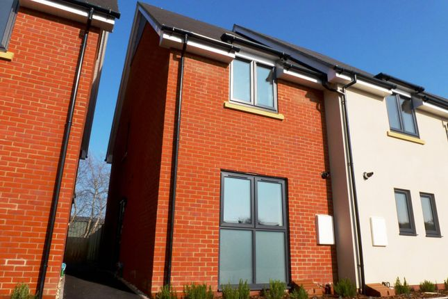 Thumbnail Semi-detached house to rent in Warnford Place, Bournemouth