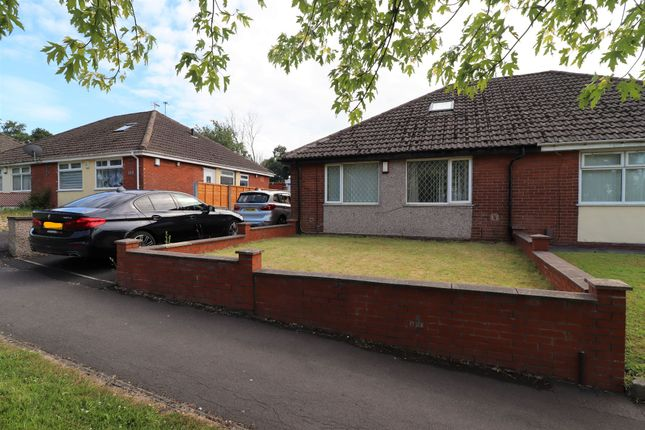 Thumbnail Bungalow for sale in Haslingden Road, Guide, Blackburn