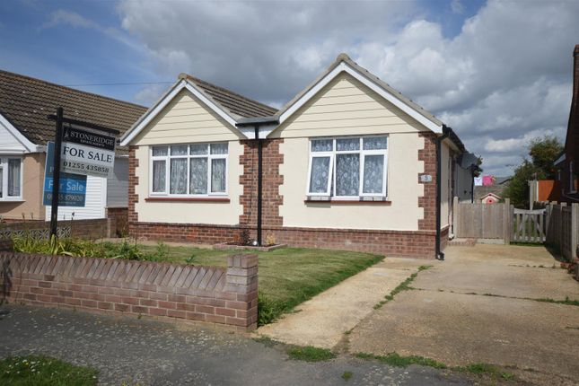 Thumbnail Detached bungalow for sale in Tudor Green, Jaywick, Clacton-On-Sea