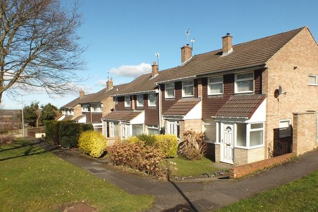 Thumbnail Semi-detached house to rent in Briardene, Burnopfield, Newcastle Upon Tyne