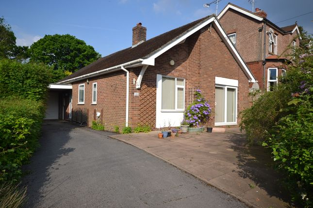 Thumbnail Detached bungalow for sale in Seabridge Lane, Clayton, Newcastle-Under-Lyme