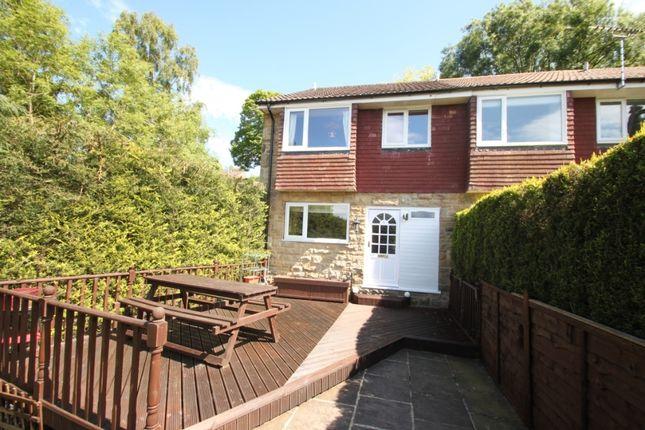 3 bed end terrace house to rent in Oakdale Mews, Cornwall Road, Harrogate