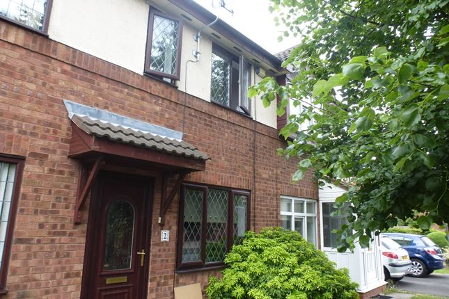 Thumbnail Terraced house for sale in Barford Close, Wednesbury