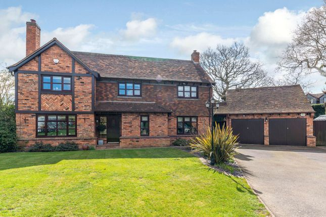 5 bed detached house for sale in Wychbury, Sutton Coldfield, West Midlands B76