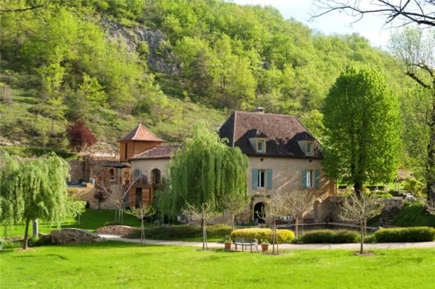 Thumbnail Country house for sale in Near Beaumont-Du-Périgord, Dordogne, South West France