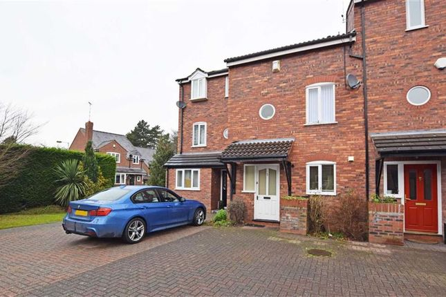 4 Bed Town House For Sale In Birley Park West Didsbury Manchester