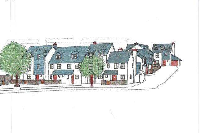 Thumbnail Terraced house for sale in Plot 9, Bottreaux Rise, Boscastle, Cornwall