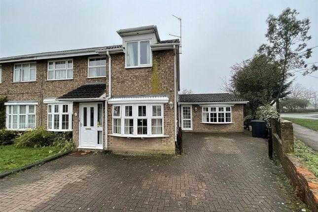 Thumbnail Semi-detached house for sale in Partridge Piece, Cranfield, Bedford
