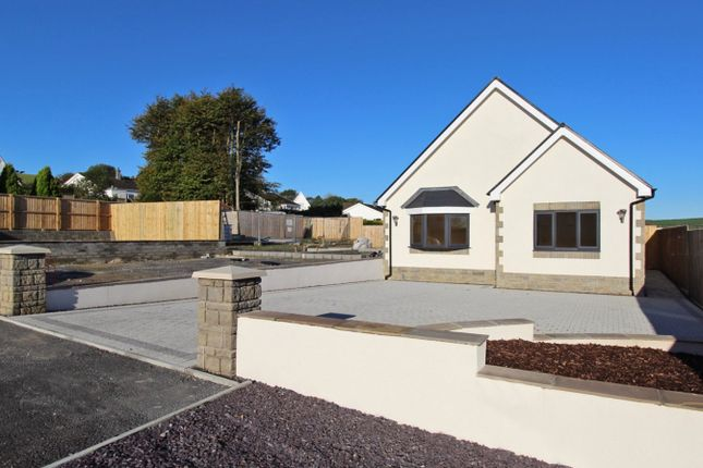 Thumbnail Bungalow for sale in Hendre Road, Llangennech, Llanelli